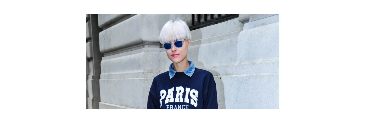 Streetstyle: the feminine bowl cut