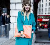 Streetstyle: the fur Cossak hat set to be a big winter trend