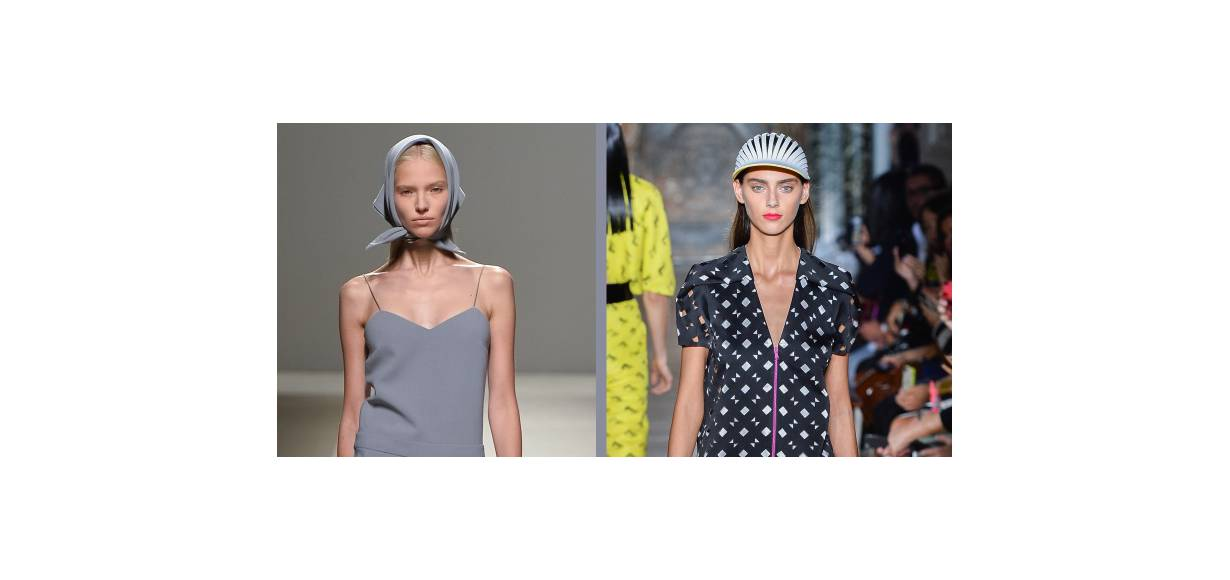 The headscarf VS the baseball cap