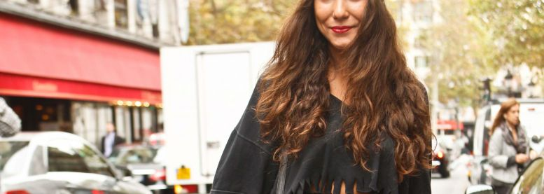 Streetstyle: create a hippy-chic look with a headband