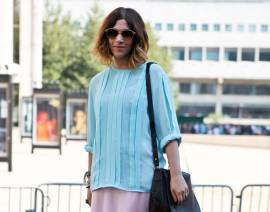 Streetstyle: show off your dip-dye with Speed Curl
