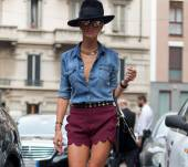 The pros discuss the oversized hat