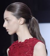 The must-have sleek ponytail