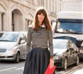 Streetstyle: natural vibes with a full fringe