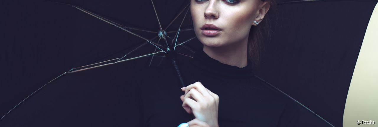 Caught in a downpour? How to deal with hair in the rain