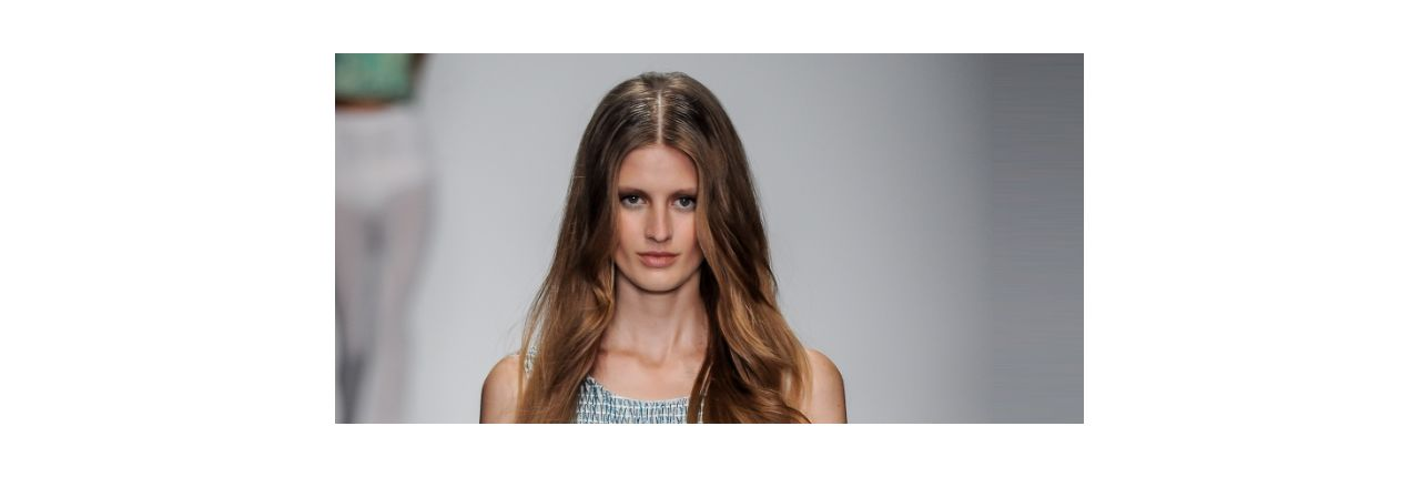 Hairstyle of the week: relaxed waves