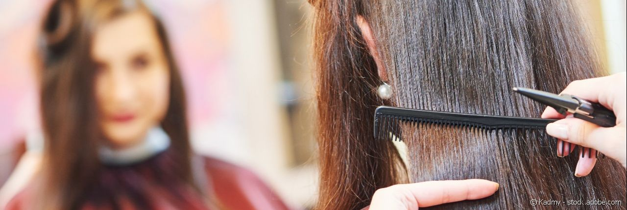 Dusting removes split ends without touching the length of your hair