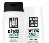 A closer look at Jean Louis David's Detox Me! range