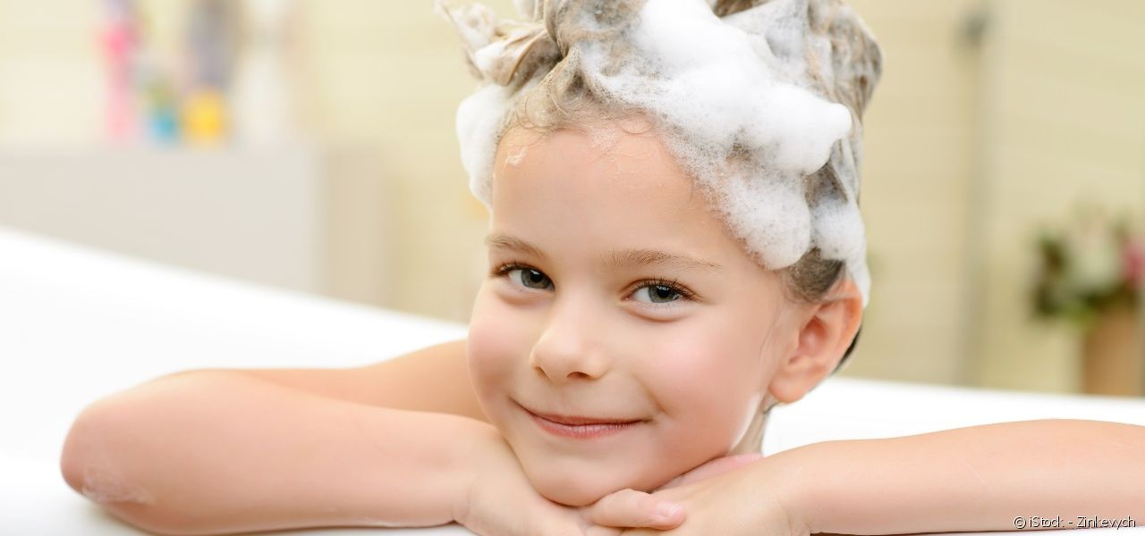 Find the perfect shampoo for your children