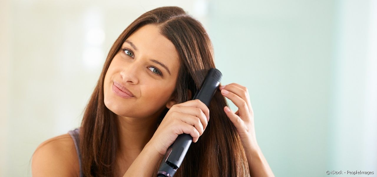 The truths and misconceptions about hair straightening