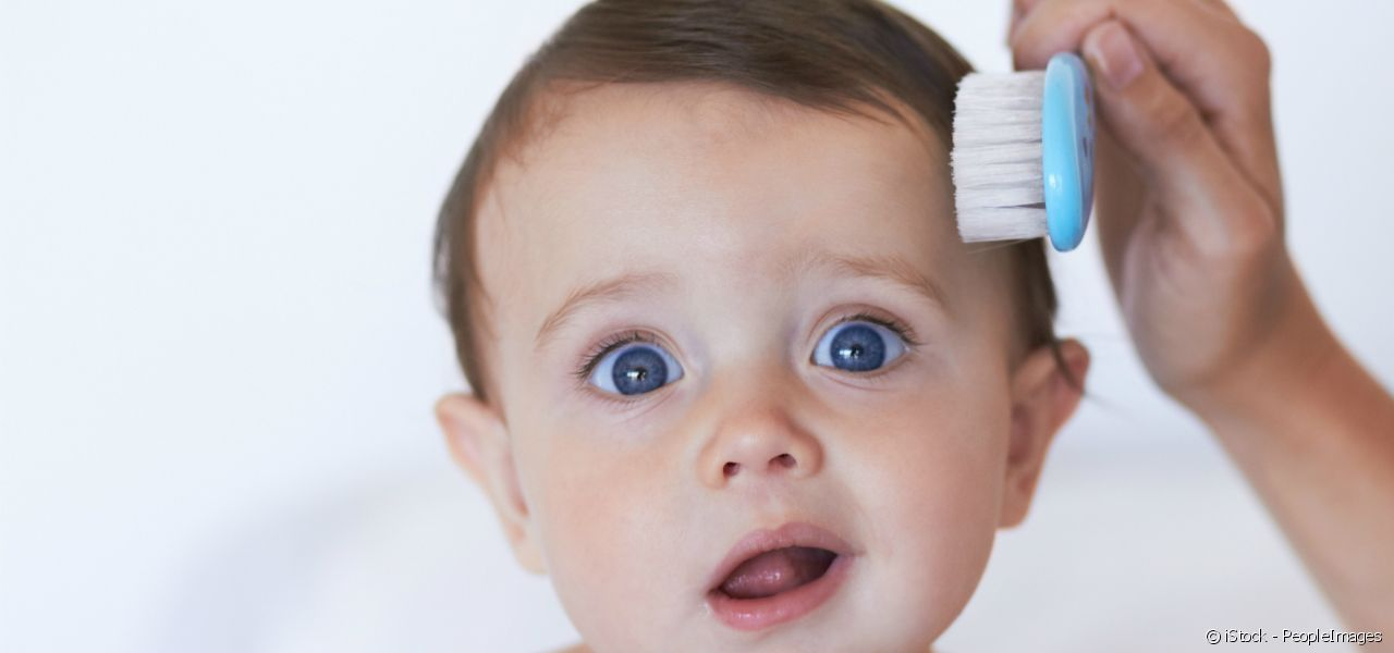 Choose the right brush for your children's hair