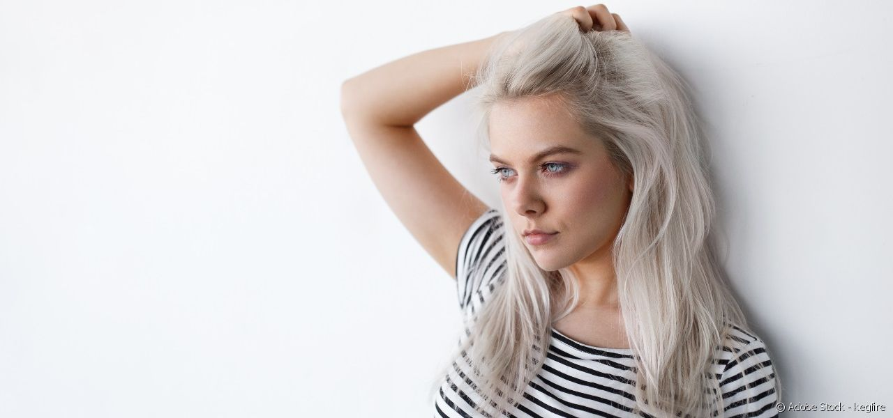 Discover why you have everything to gain by fully embracing your grey locks