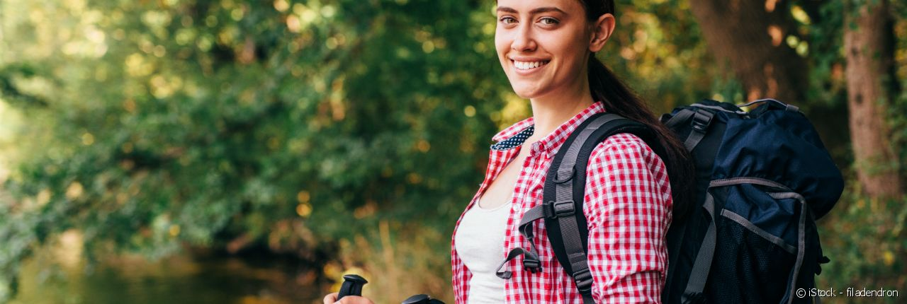 Tips for keeping your hair perfectly styled whilst hiking