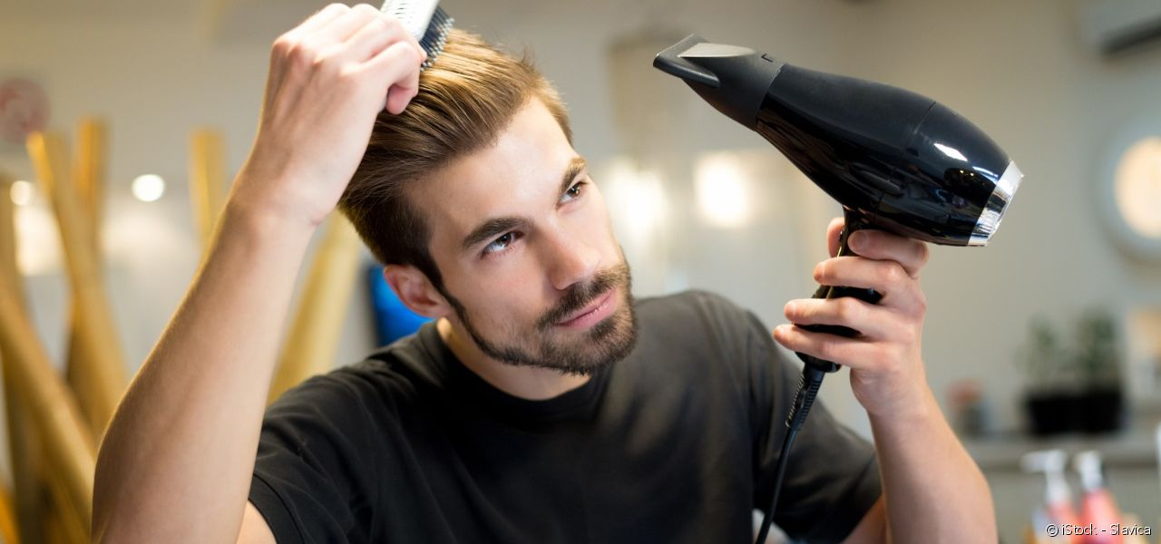 Go in for blow-drying: it has got everything going for it!