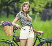 Styling your hair for cycling