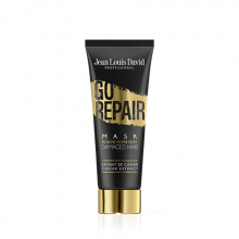 Enriched in extract of Caviar, GO REPAIR mask helps to repair your hair. Free from silicon, parabens and sulphates, your hair is revitalised,...