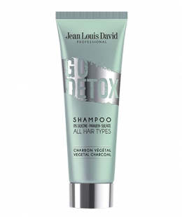 <p>GODETOX Shampoo purifies the hair fibre without weighing it down. Thanks to its vegetable carbon-enriched, silicon-free, paraben-free and sulphate-free formula, your hair is revitalised and glows with health.</p> <p>Size: 250ml</p>