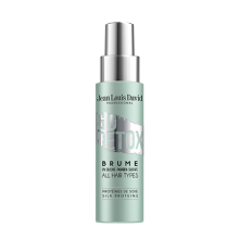 The GO DETOX mist provides shine and nutrition to your hair without harming it. Thanks to its silicon-free, paraben-free and sulphate-free formula...