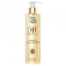 This shampoo combines the benefits of three precious oils: Argan, Jojoba, and Date Palm. Suitable for all hair types, it softly cleans the scalp...