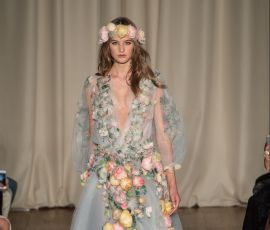 Spring must-have: the floral crown